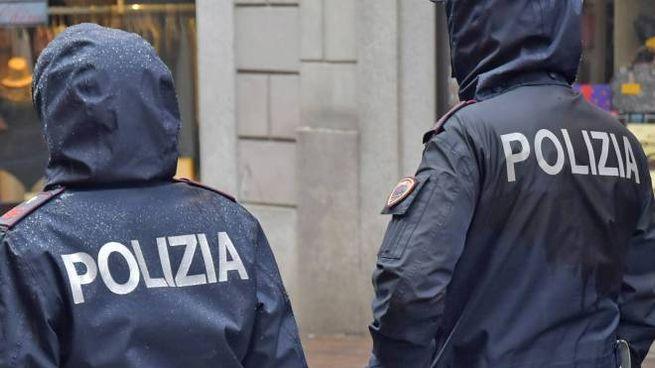 Poliziotti (immagine d'archivio)