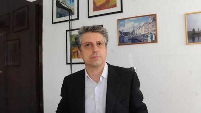 Claudio Sileo, direttore dell'Ats di Brescia