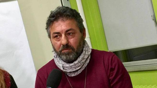 Alessio Feniello, papà di Stefano (Ansa)