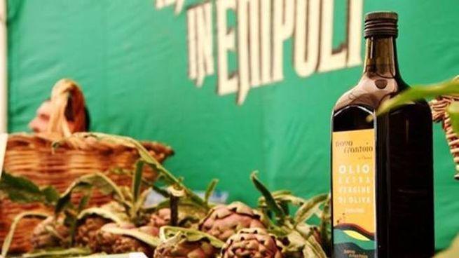 Anche l'olio è protagonista al Mercatale in Empoli
