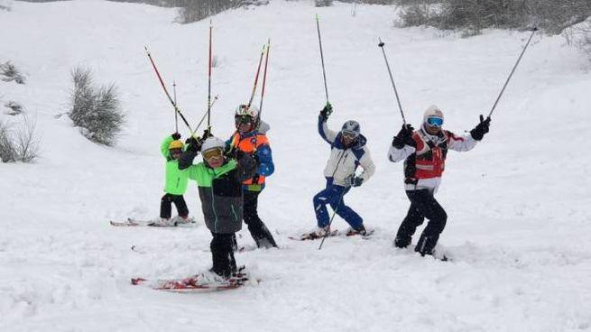 Neve in arrivo in provincia di Pesaro Urbino