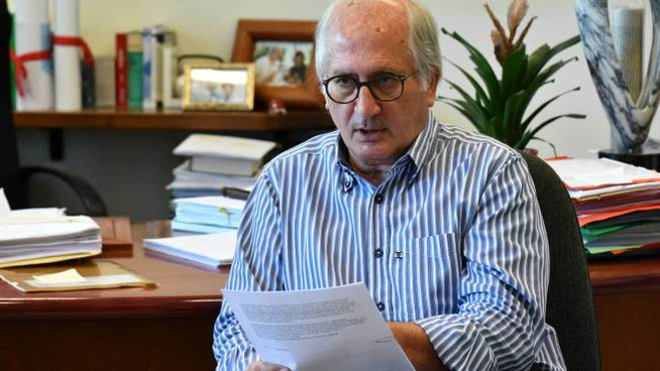 Il procuratore capo di Massa Carrara Aldo Giubilaro