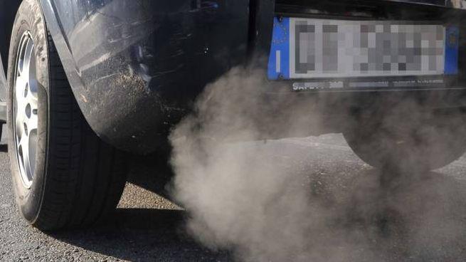 Allarme smog (foto archivio)