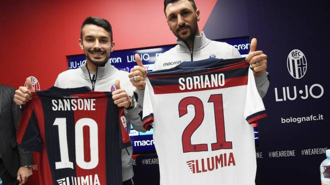 Sansone e Soriano (foto Schicchi)