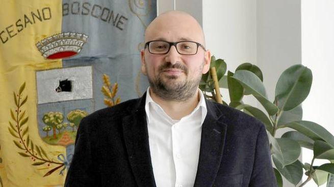 Il sindaco Simone Negri