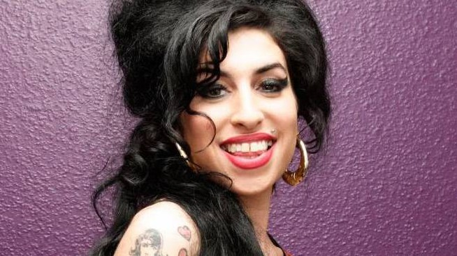 Sabato 19 gennaio la pellicola dedicata a Emy Winehouse