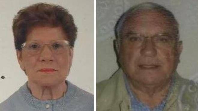 Luisa Minghé e Paolo Casolari