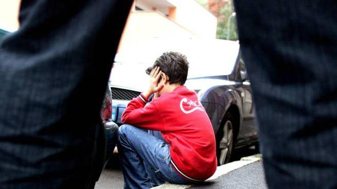 Violenza sui minori (immagine d'archivio)
