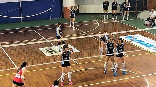 Blu Volley al servizio