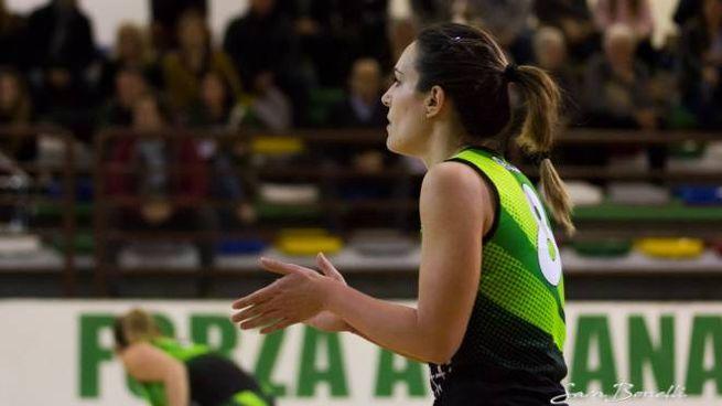 Cecilia Torracchi, il capitano del Volley Aglianese