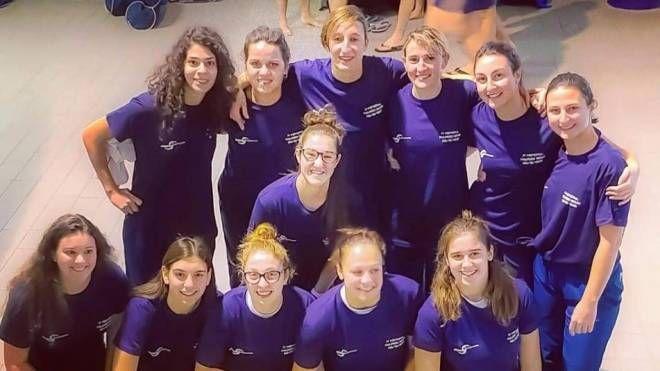 La squadra del Carispezia Lerici Sport