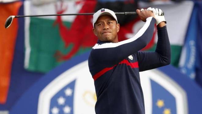 Tiger Woods, tribunale gli impone 137 test di paternità (Ansa)