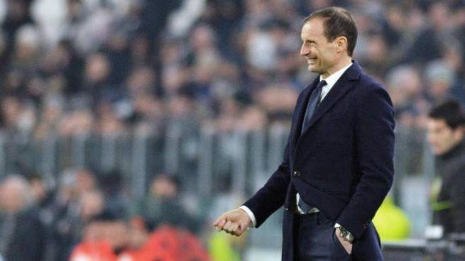 Massimiliano Allegri, tecnico della Juventus (Ansa)