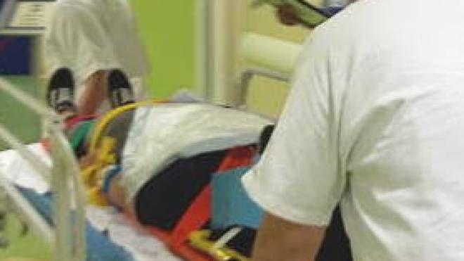 SPERANZE Una foto del reparto dell'ospedale di Guastalla