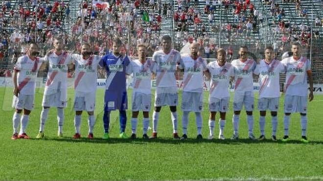 Prima trasferta del 2019 per la squadra biancorossa, di scena a Caronno Pertusella