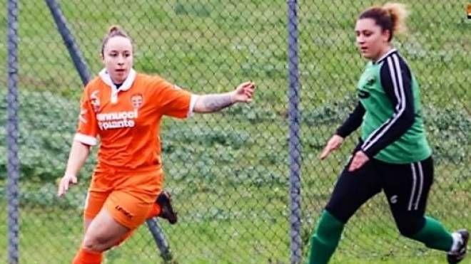 L'arancione Clarissa Buracchi non scenderà in campo