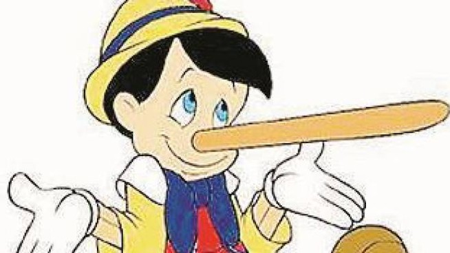 Il cartone animato di Pinocchio