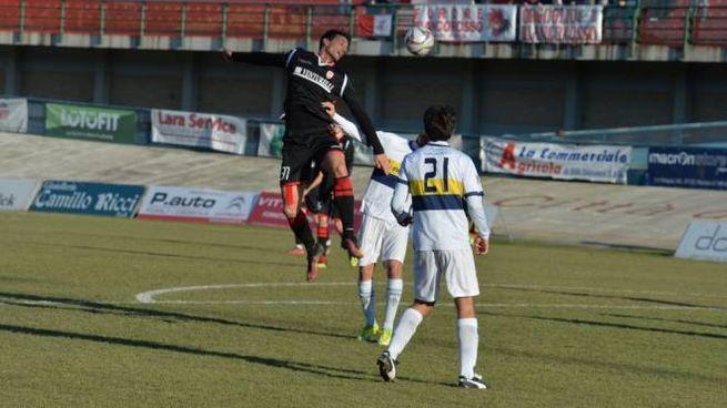 Forlì-Savignanese 1-1 (foto Frasca)