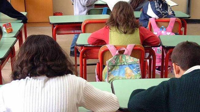 Una scuola elementare (foto d'archivio)