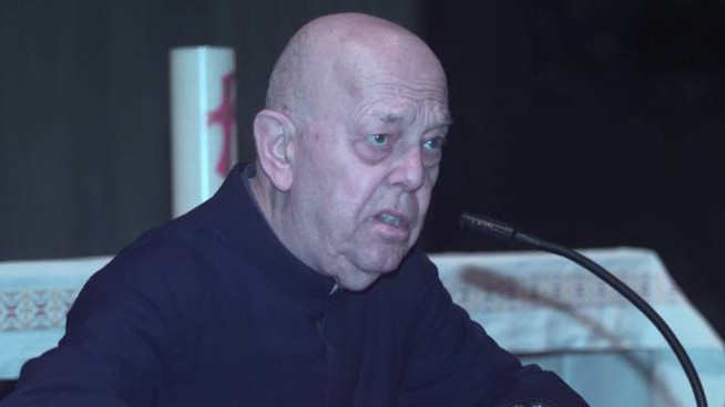 L'esorcista padre Gabriele Amorth, deceduto nel 2016