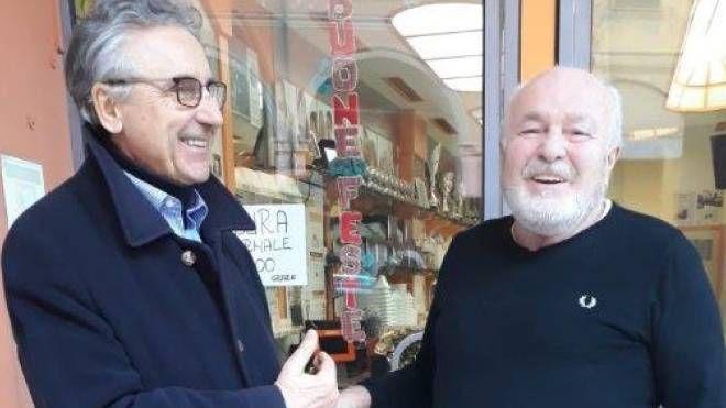 INSIEME  Marco Marchi e Gianni De Simoni