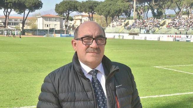 Il presidente del Cgc Viareggio Alessandro Palagi