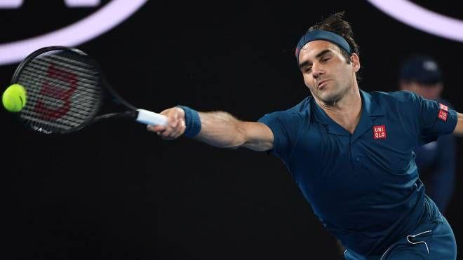 Roger Federer agli Australian Open (Lapresse)