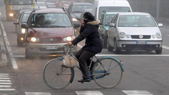 Traffico in città (Fotowebgio)