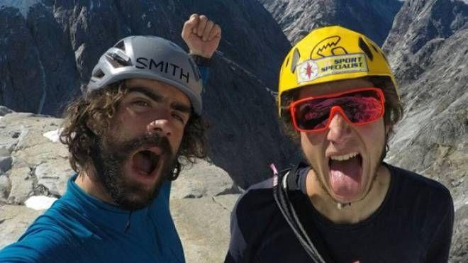 Luca Schiera, 27 anni e Paolo Marazzi, 29