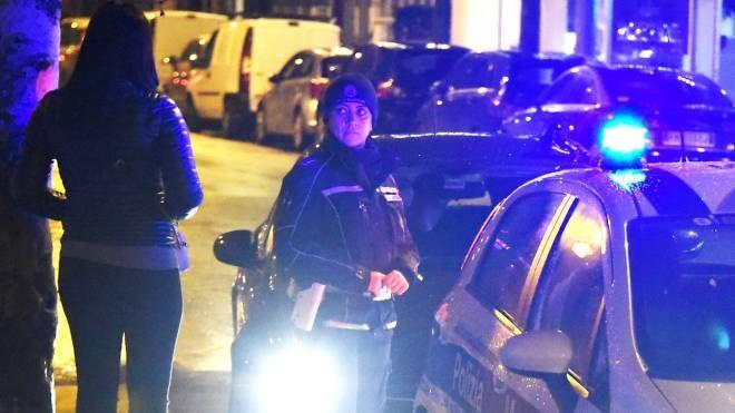 La Municipale e i controlli nelle strade della prostituzione