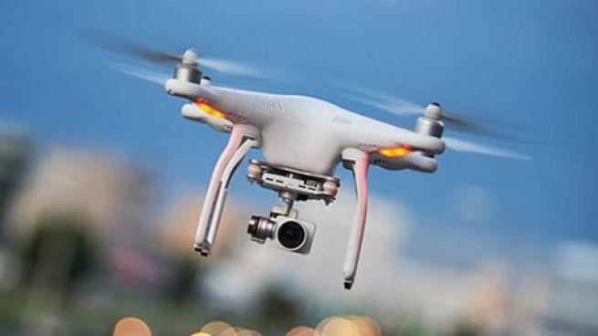 Un drone (Foto Dire)
