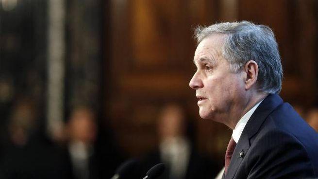 Ignazio Visco, governatore della Banca d'Italia (Ansa)