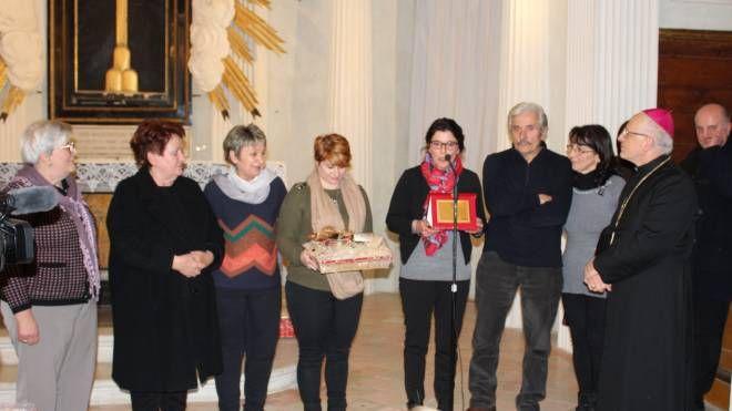 Premiazione del Concorso dei presepi 2019 Arcidiocesi Urbino-Urbania-Sant'Angelo in Vado