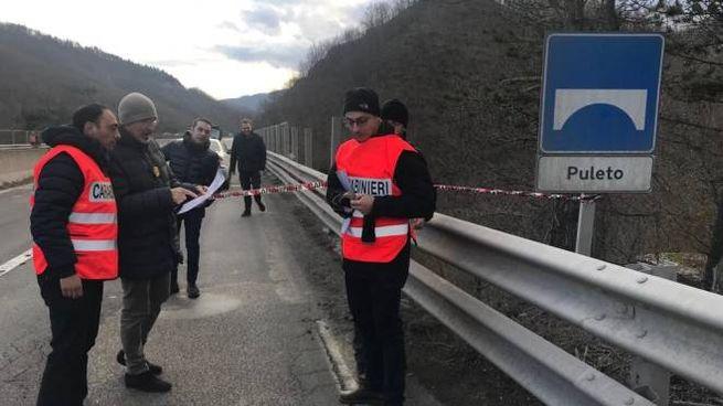 E45, sotto sequestro il viadotto Puleto. Chiuso alla viabilità