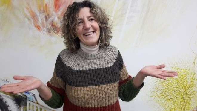 Giulia Antonioli, residente, testimone del disservizio