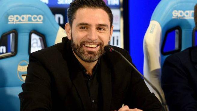 Il direttore sportivo della Spal  Davide Vagnati (foto BusinessPress)