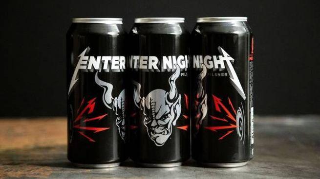 La birra ufficiale creata dai Metallica