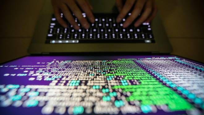 Attacco hacker (Ansa)