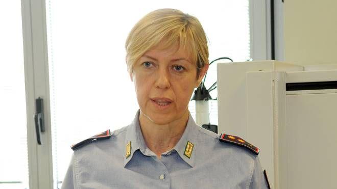 Il comandante della polizia locale Monica Porta