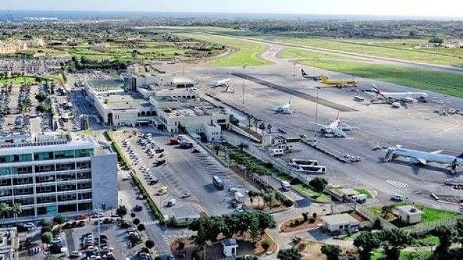 Malta International Airport (da Facebook)