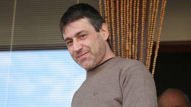 Mirko Giacomini dopo il sequestro