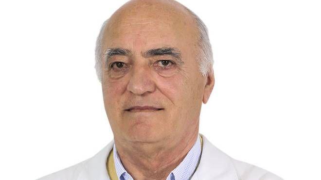 Il cardiologo, ex primario di medicina, Valentino Ferri