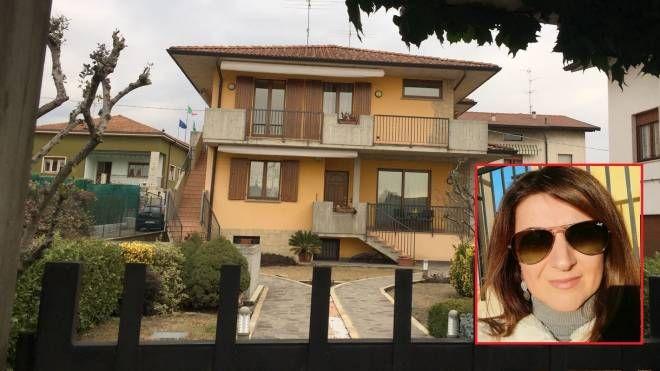 Gorlago, la casa dove viveva Stefania Crotti con il marito