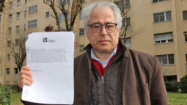 Francesco Bellusci dell'associazione Libas ha chiesto l'intervento della Regione