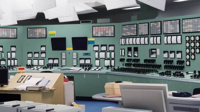Una delle immagini in mostra