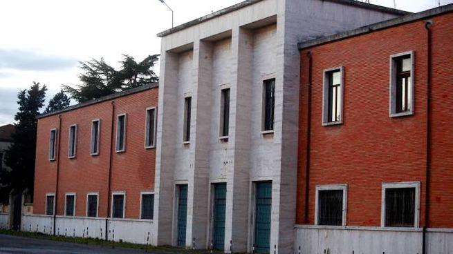 L'ex caserma Gonzaga 'Lupi di Toscana'