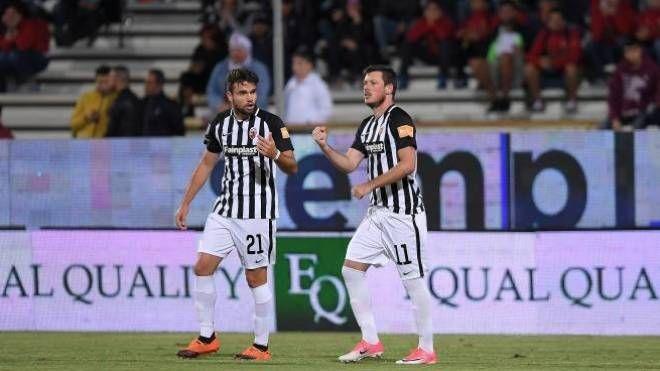 Grazie al pareggio del 'San Vito-Marulla' l'Ascoli sale a quota 25 punti in classifica