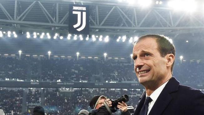 Massimiliano Allegri (Ansa)