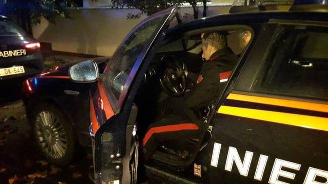 Controlli dei carabinieri (foto repertorio)