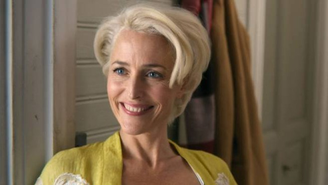 Gillian Anderson in 'Sex Education' – Foto: Netflix